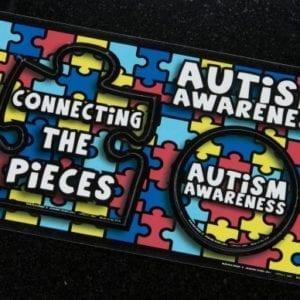 Dual Puzzle Magnet