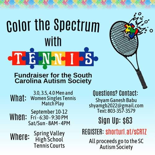 Spring Valley High School Tournament Fundraiser